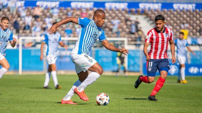 Vinicius rescata un punto para el Atlético Baleares ante el filial del Atlético de Madrid