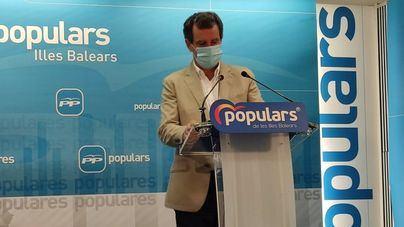 Company lamenta el 'extraño silencio' de Armengol ante unos presupuestos que 'dejan a la cola' a Baleares
