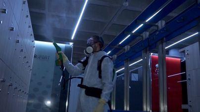 Brillosa entra en el registro oficial de empresas aptas para desinfectar instalaciones tras un caso de Covid 19