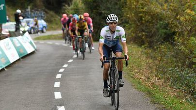Mas, ante la carrera decisiva de La Vuelta: 'No me veo en el podio, pero lo intentaré'