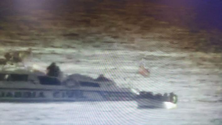 La Guardia Civil intercepta una nueva patera con 14 ocupantes en Cala Figuera