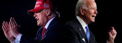 Trump coge fuerza en un recuento electoral muy ajustado