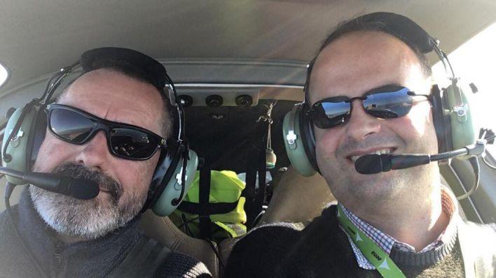 Buscan una avioneta con dos ocupantes que pudo caer al mar en el trayecto Ibiza-Reus