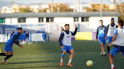 El Atlético Baleares suspende los entrenamientos tras detectar cinco contagios por Covid
