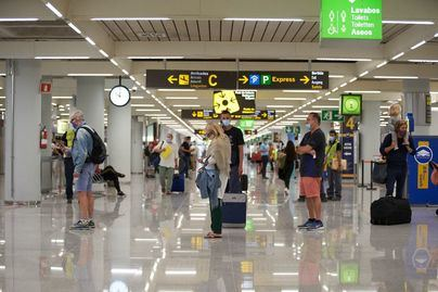 Los viajes internacionales se han desplomado un 65 por ciento a causa del Covid 19