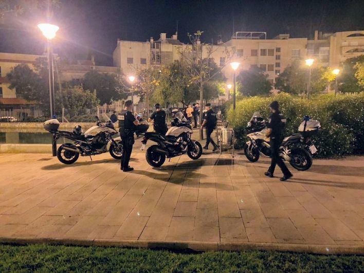 Levantan casi 1.000 actas a locales en Palma por incumplir normativas sobre la pandemia