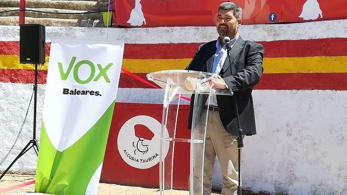 Vox denuncia una subvención del Consell a la OCB para promocionar el independentismo