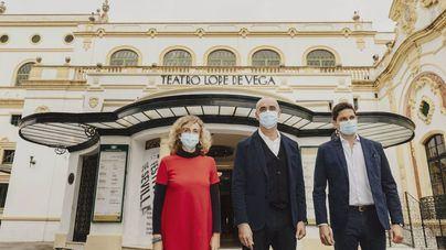 El exgerente del Teatre Principal asume la dirección del Teatro Lope de Vega, en Sevilla