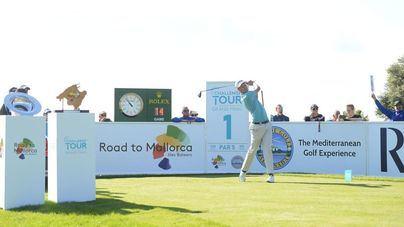 El European Challenge Tour de Golf se cita en Mallorca por segundo año consecutivo