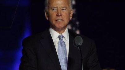 Biden: 'Es el momento de sanar Estados Unidos'