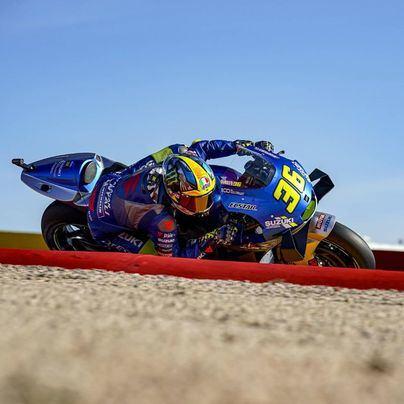 Joan Mir depende de sí mismo para lograr el mundial de Moto GP