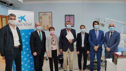 La Caixa financia nuevo equipamiento para la clínica dental del Patronato Juan XXIII