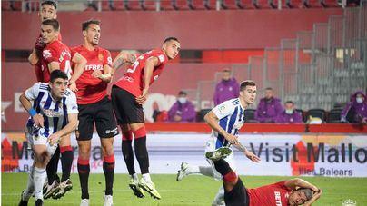 El Mallorca regresa a Segunda por la puerta grande: una derrota y solo dos goles en contra