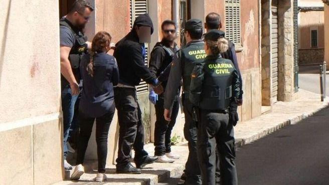 Piden 70 años de cárcel y 1,2 millones a dos bandas acusadas de introducir cocaína y cannabis en Mallorca
