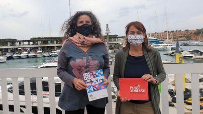 Port Adriano firma un convenio con Deixalles para recuperar desechos de barcos y comercios