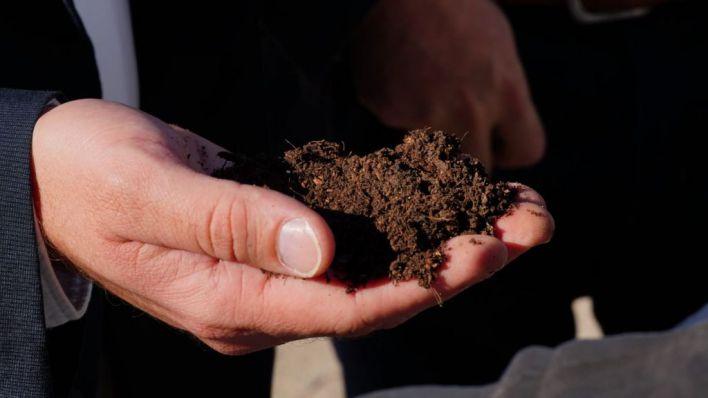 Bunyola estrena una planta de compostaje de alta calidad financiada por la ecotasa