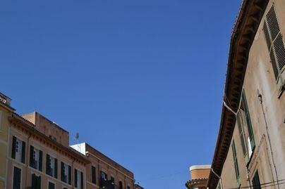Intervalos nubosos en Baleares, temperaturas estables y vientos flojos