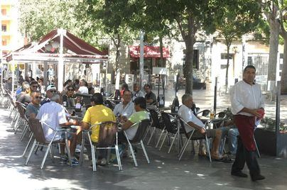 Cs Palma propone ampliar el espacio de terrazas en el exterior hasta diciembre de 2021