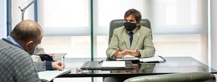 'La pandemia ha venido a demostrar que la Administración no estaba preparada'