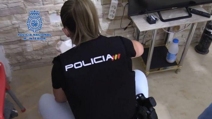 Once detenidos y un kilo de cocaína intervenida en la segunda fase de la Operación Polvora