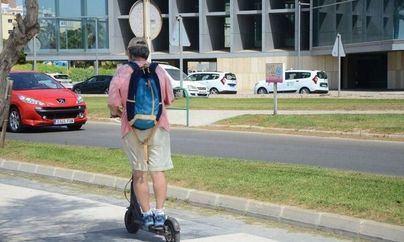 Palma multará desde diciembre los incumplimientos con patinetes