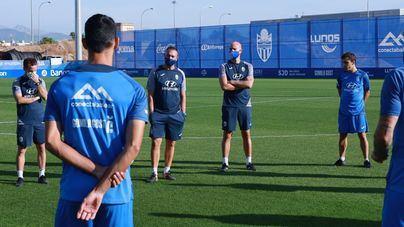 El Atlético Baleares reanuda los entrenamientos con los jugadores que dieron negativo