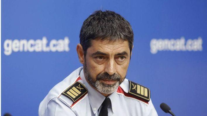 Trapero recupera su cargo al frente de los Mossos d'Esquadra