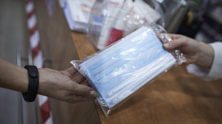 Sanidad anuncia que las mascarillas quirúrgicas pasarán a costar 0,72 céntimos
