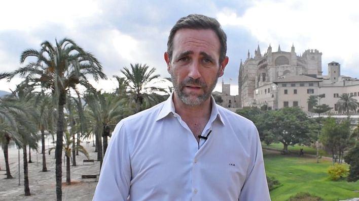 Bauzá gana poder en el organigrama de Ciudadanos en Baleares y asume una de las vocalías