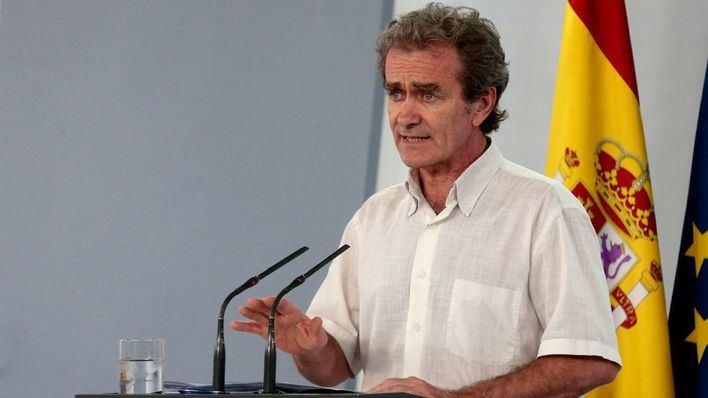 Los médicos piden la dimisión de Fernando Simón