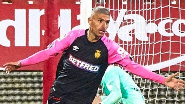 Un solitario gol de Salva Sevilla otorga una nueva victoria al Mallorca