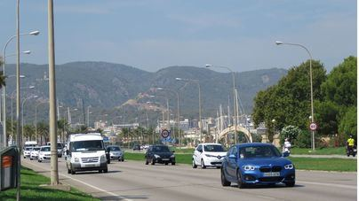 Cielos nubosos y temperaturas sin cambios para hoy en Baleares
