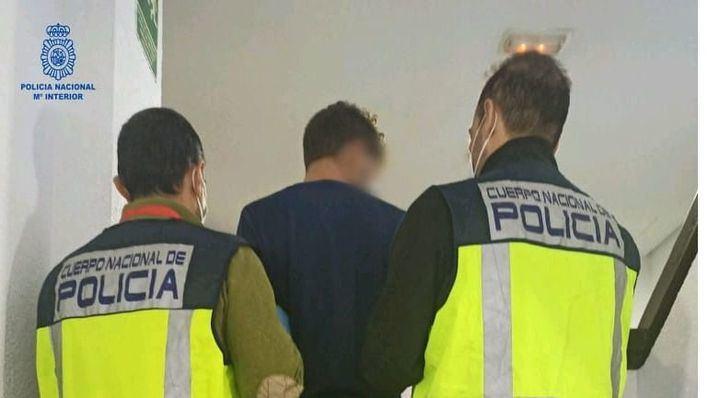 Detenidos tres argelinos tras numerosos robos con fuerza en pisos de Palma