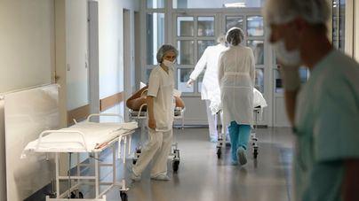 La presión hospitalaria por la Covid 19 es muy elevada pese a los indicios de estabilización
