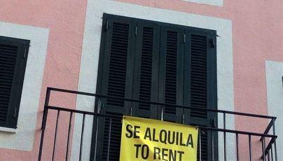 Baleares registra en octubre la mayor bajada en el precio de la viviendas en alquiler