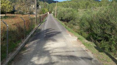 Concluye la pavimentación de los caminos rurales en Andratx