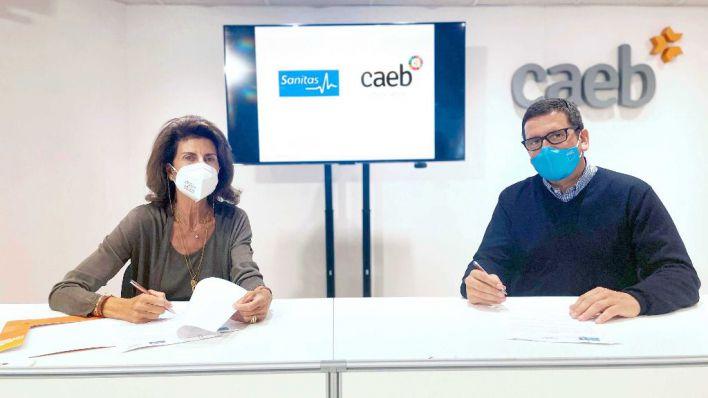 Sanitas entra en CAEB
