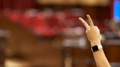 Los presupuestos de Armengol para 2021 superan la votación de enmiendas a la totalidad
