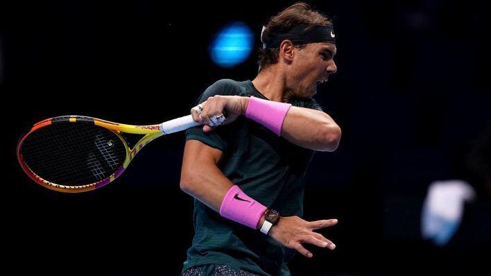 Rafa Nadal pierde ante Thiem y se complica el pase a semifinales del Master ATP