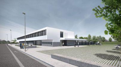 Juaneda Hospitales inicia las obras del nuevo hospital de Ciutadella