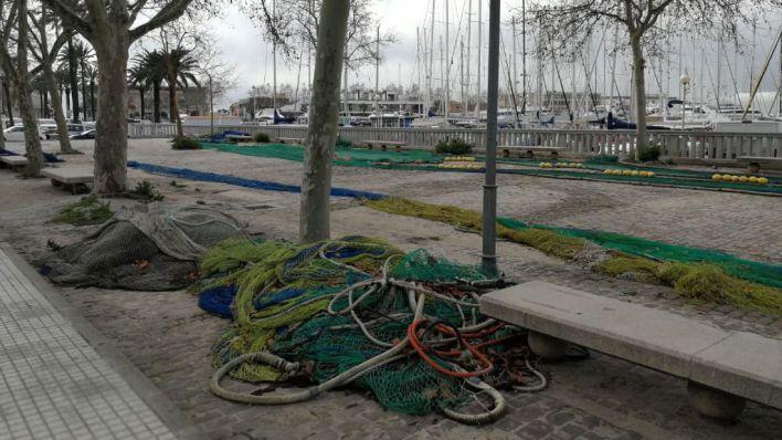 El sector pesquero tiembla por la caída de precios tras el cierre de la hostelería