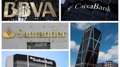 Tres grupos bancarios concentrarán más del 70 por ciento del negocio si se culminan las fusiones