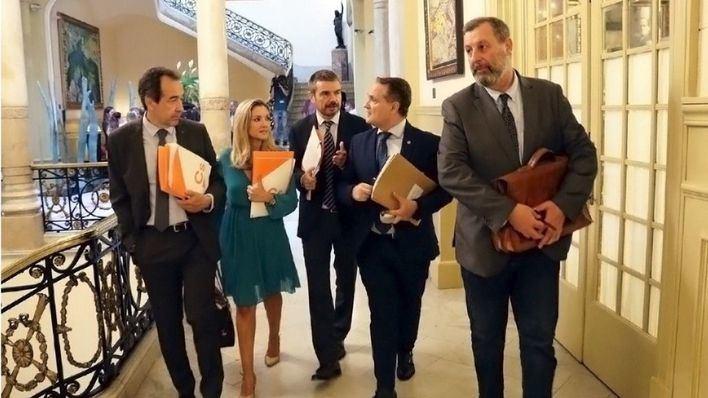 Dos antiguos cargos de Cs en Baleares abandonan el partido para integrarse en el PP