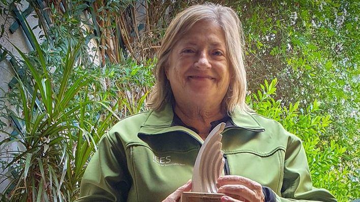 Satisfacción en la UIB por el galardón Oceanos 2020 concedido a Beatriz Morales-Nin