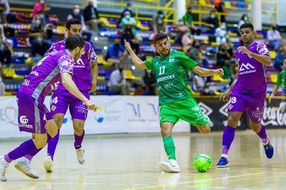 El Palma Futsal se hace con el liderato tras perder el Levante FS frente al Barcelona