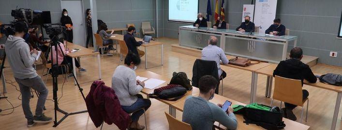 Zonas costeras de Baleares se inundarán a partir de 2050 si no se actúa contra el cambio climático
