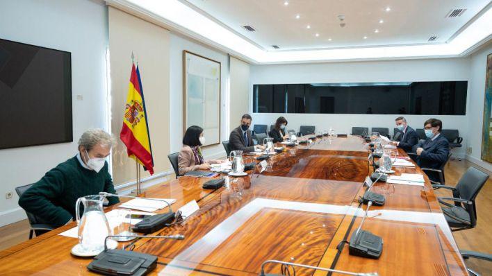Los contagios diarios en España se sitúan por debajo de los 7.000 casos