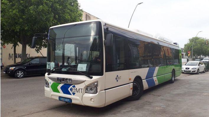 La EMT amplía el servicio de la línea 31