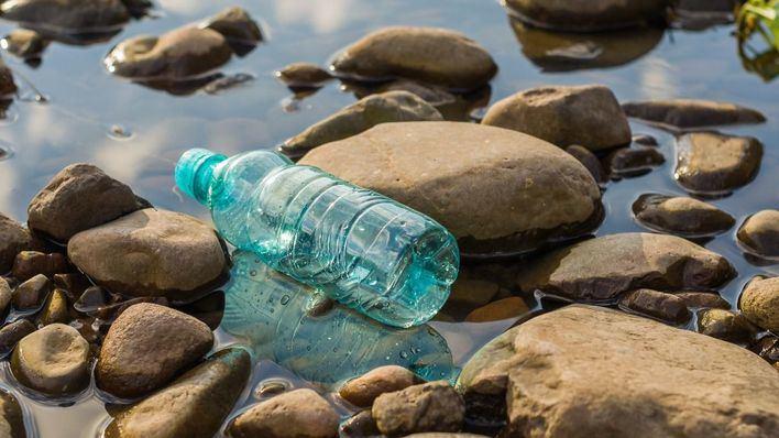 Más del 90 por cien de residuos recogidos en Cabrera son plásticos