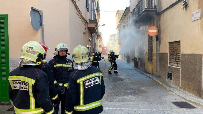 El centro de Sa Pobla sufre un apagón por un cortocircuito
